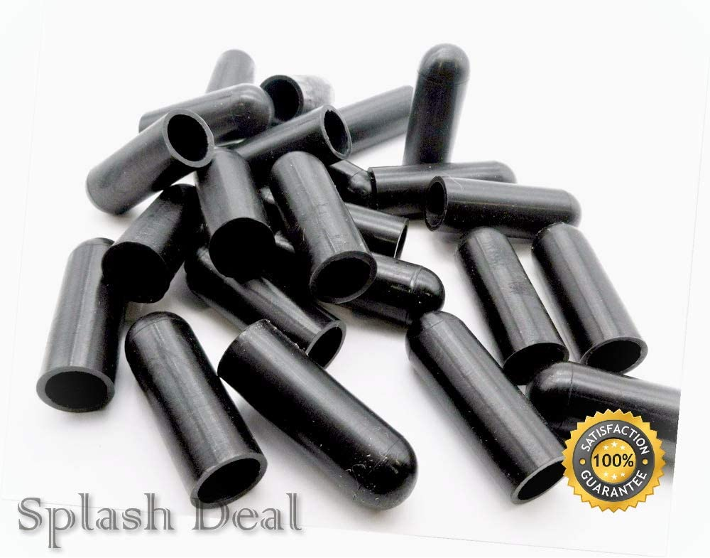 KITS vacuum caps round rubber vinyl dust thread protector pipe cover paint mask