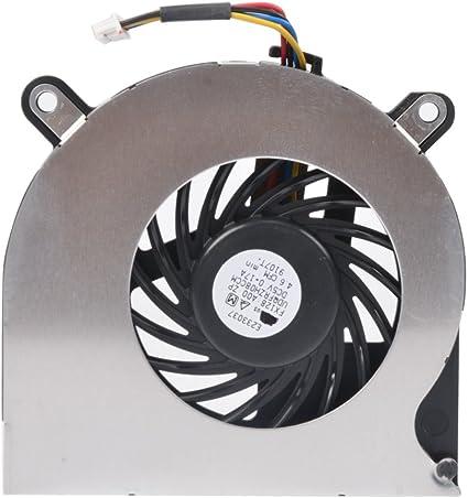FOR Dell Latitude E6410 E6510 Laptop CPU Cooling Fan 04H1RR DC280007TVL 4H1RR