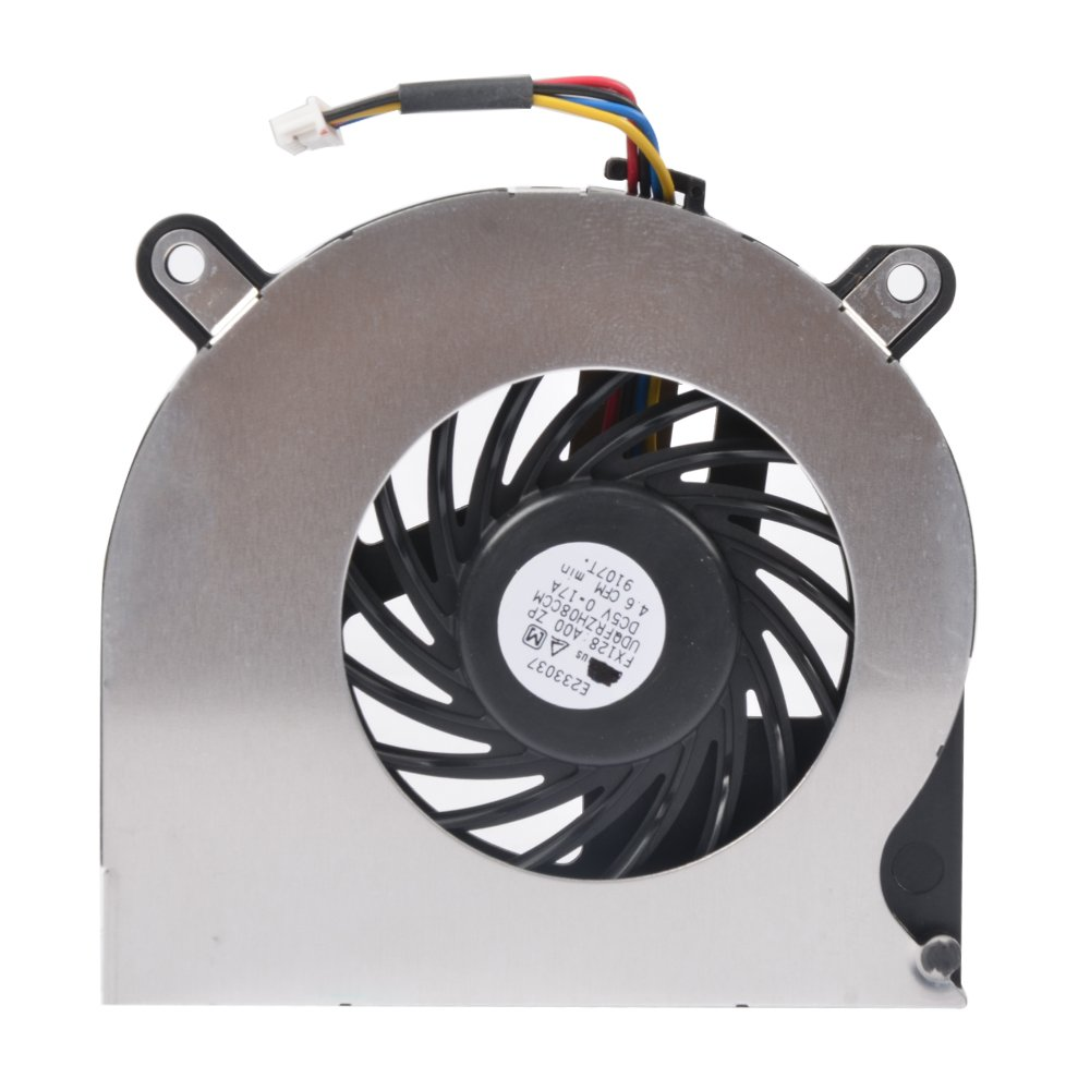 Eathtek Replacement CPU Cooling Fan for DELL Latitude E6400 Series, Compatible Part Number DC280007TVL FX128 UDQFRZH08CCM