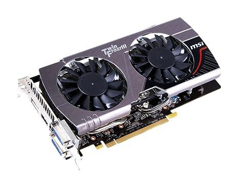 Msi Twinfrozr N660 2GD5/Oc - Tarjeta gráfica (GeForce GTX 660, GDDR5 2 GB, PCI Express X16 3.0)
