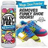 Magic Shoe Deodorizer Powder - Foot Powder Shoe