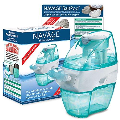 Navage Nose Cleaner SaltPod Capsules