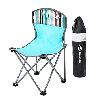 Westfield - Silla plegable para camping al aire libre, ligera y duradera, 120 kg
