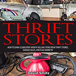 Thrift Store Audiobook