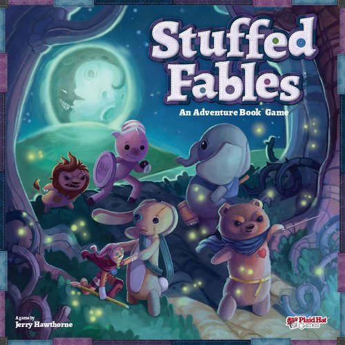 Fantasy Flight Games Stuffed Fable Game Board Fantasy Flight Publishing PH2200