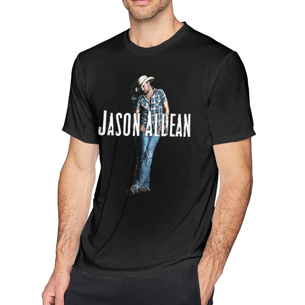 Jason Aldean My Kinda Party Comfort T-shirt Black