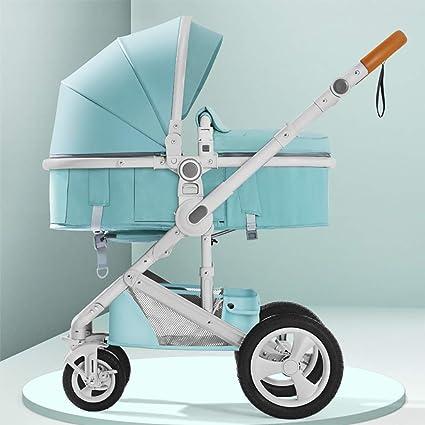 Carro de bebé Carrito para cochecito de alta visión a prueba ...