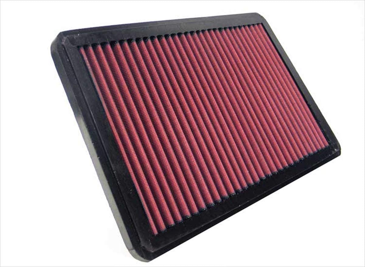 K&N Engine Air Filter: High Performance, Premium, Washable, Replacement Filter: 1979-1993 ALFA ROMEO (Spider, 75/Milano, 6, 90, Alfetta) , 33-2546