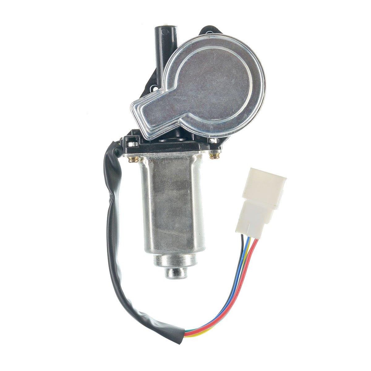 A-Premium Anti-Clip Function Window Lift Motor for Lexus GS300 GS400 GS430 1998-2005 Front Left Driver Side PremiumpartsWhosale