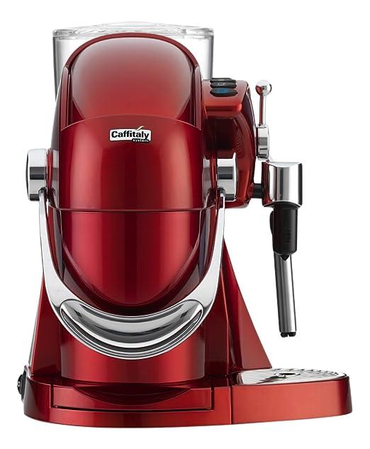 Caffitaly Nautilus S06HS Rosso Independiente Máquina de café en ...