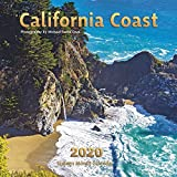 California Coast Calendar 2020