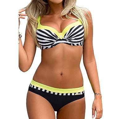 bikini für große oberweite