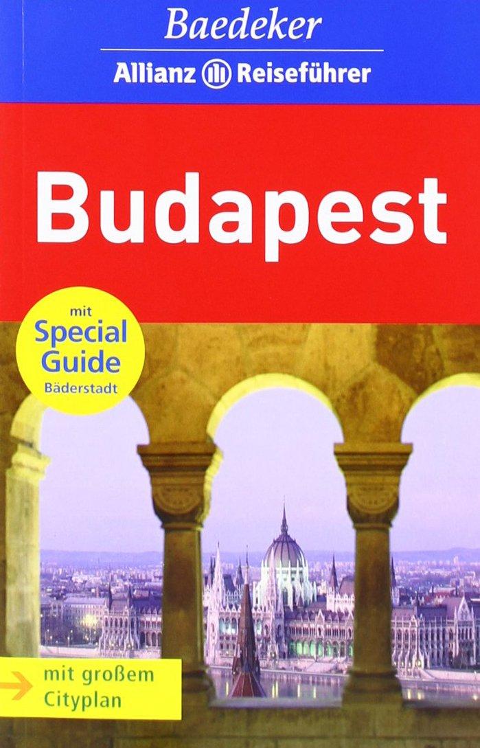 Baedeker Allianz Reiseführer Budapest