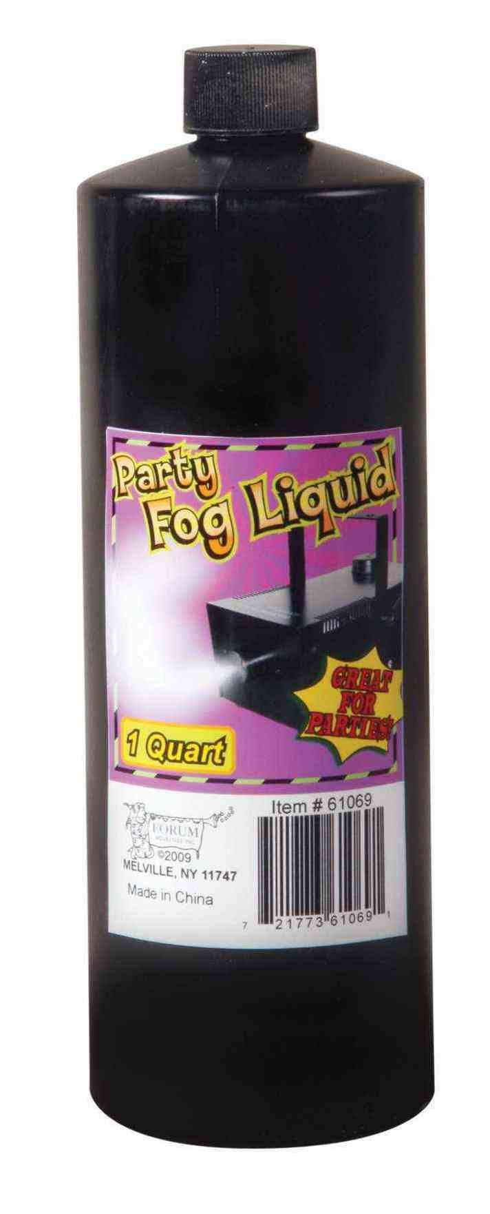 Forum Novelties Bottle Liquid, 1 quart, Fog by Forum Novelties (Image #1)
