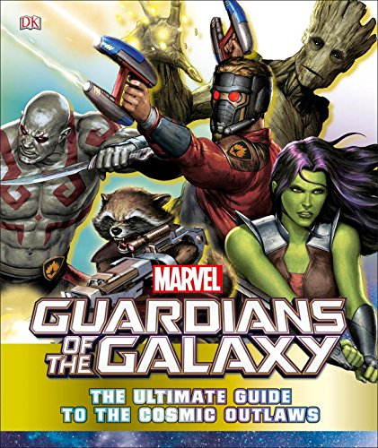 Marvel Guardians Galaxy Ultimate Outlaws
