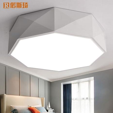BBC Le luces LED techo dormitorio luz moderno minimalista romántico dormitorio para niños con forma de