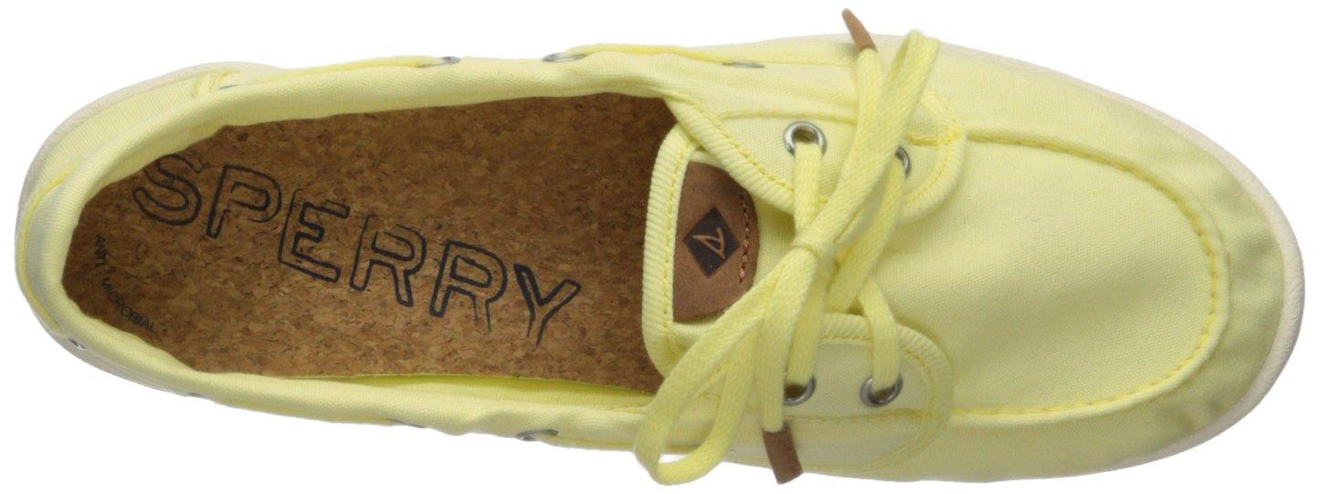 Sperry Top-Sider Women's Drift Hale Sneaker B072R18CJ3 8.5 B(M) US Wax Yellow