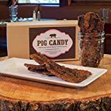 Pig Candy (4 oz. Bag) - Sugar & Spice Coated Bacon - Cafe Genevieve