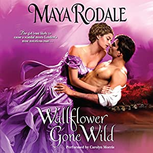 Wallflower Gone Wild Audiobook