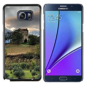 """For Samsung Galaxy Note5 / N920 , S-type Sunset Beautiful Nature 59"""" - Arte & diseño plástico duro Fundas Cover Cubre Hard Case Cover"""