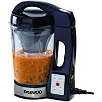 Daewoo SDA1076 Soup Maker, 900 W, 1.7 liters, Black
