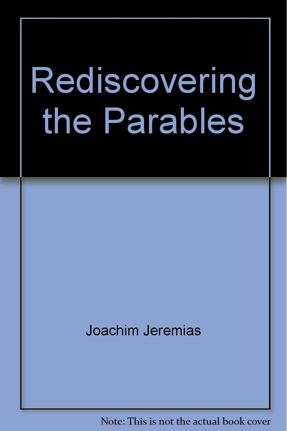 Read Online Rediscovering the Parables pdf