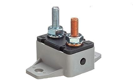 manual three position circuit breaker