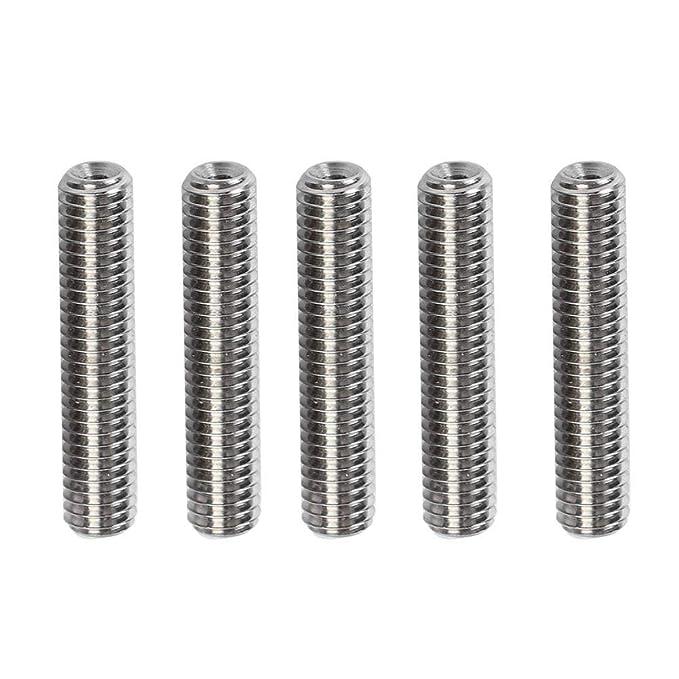 Zerone - Piezas extrusoras de Impresora 3D, 5 Piezas, Boquilla de ...