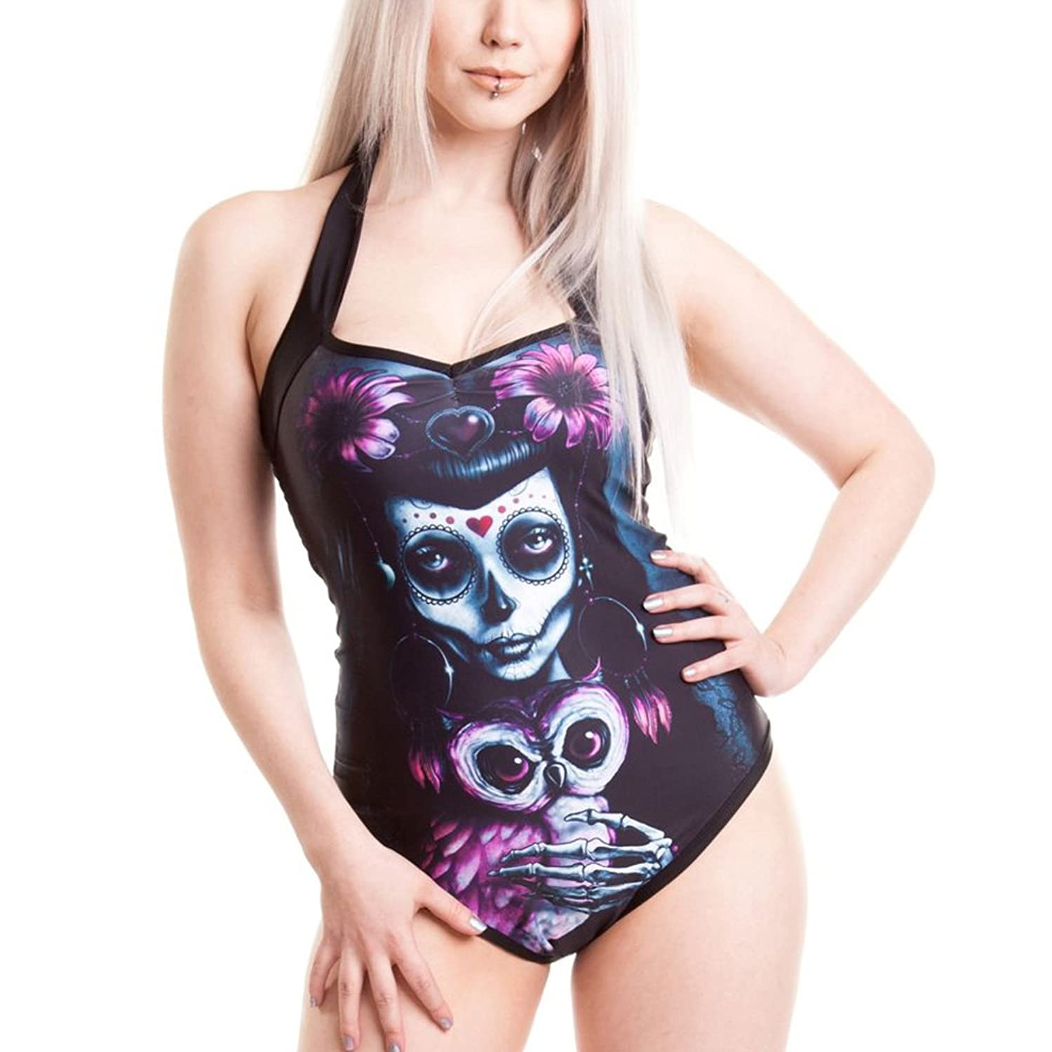 Vixxsin Badeanzug ANATOMY SWIMSUIT