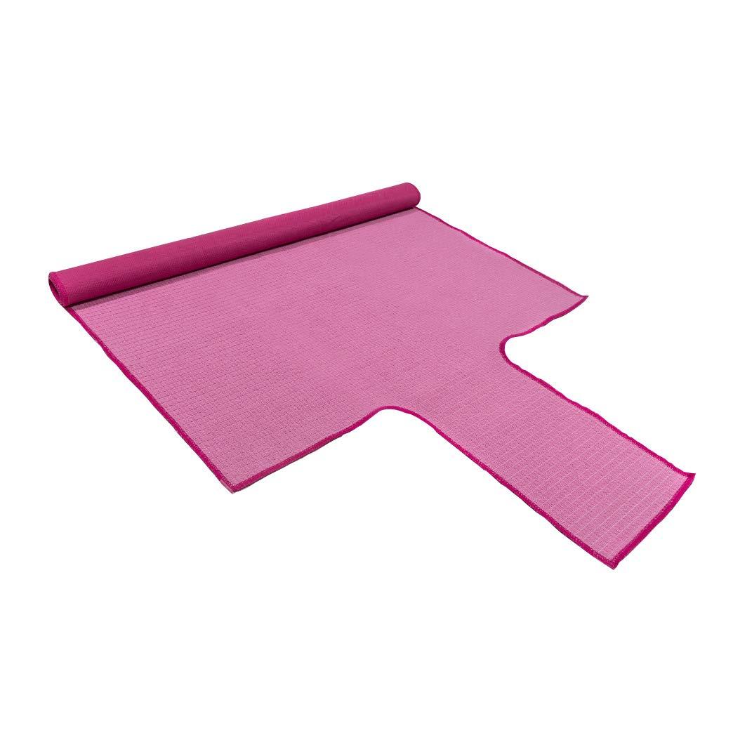 Salt /& Honey Non-Slip Pilates Reformer Towel