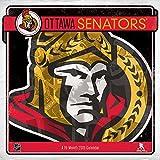 2019 Ottawa Senators Wall Calendar