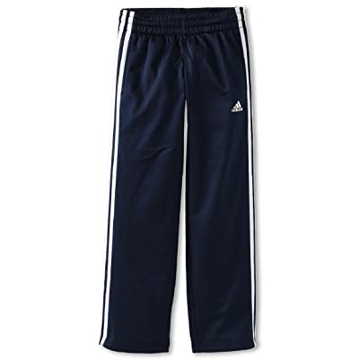 adidas Kids Boy's Designator Pant (Little Kids/Big Kids) Core Navy XS (6/7 Big Kids)
