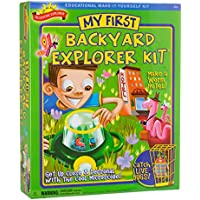 Scientific Explorer Backyard Science Kids Science Kit