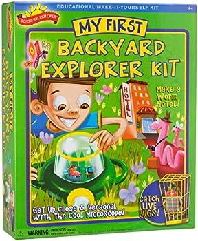 Scientific Explorer Backyard Science Kids Science Kit