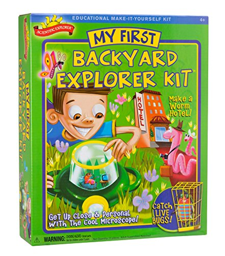 Scientific Explorer Backyard Kit (Insect Collecting)