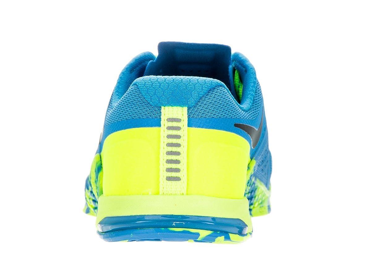 NIKE Damen 843972-400 Fitnessschuhe, 36.5 EU Blau (Blau Glow/schwarz-volt-schwarz) Glow/schwarz-volt-schwarz) Glow/schwarz-volt-schwarz) 3d22f1