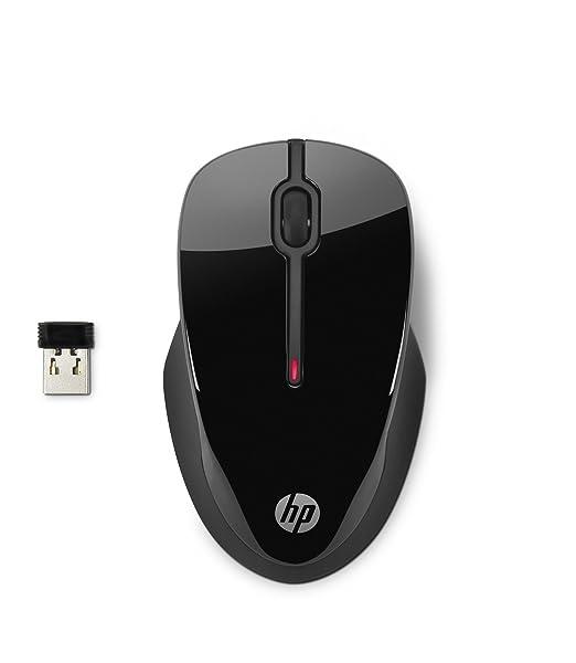 440 opinioni per HP X3500 Mouse Wireless, Nero