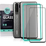 Ibywind Screen Protector for Huawei P30 Pro[Pack of 2][9D Full Curved] with Camera Lens Tempered Glass Protector,Back…