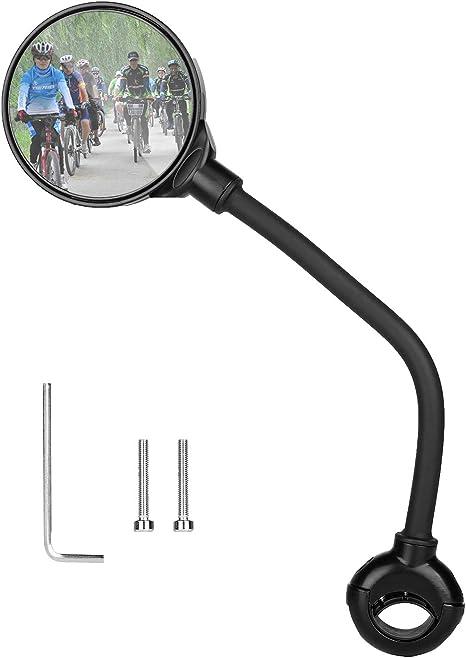 Yizhet 1 Pieza Espejo Retrovisor para Bicicleta,Bici Ciclismo ...