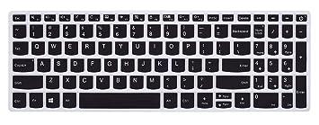 Amazon.com: Ultra Thin Lenovo cubierta de teclado para 2018 ...