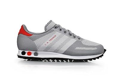 adidas la trainer weave grey