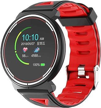 Duang Reloj Inteligente, Smartwatch Hombre Mujer Pulsera Actividad ...