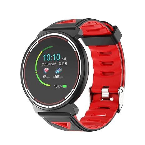 Wasserdichter Fitness Pulsmesserblutdruckmessgerät SchrittzählerSchlaf Tracker Uhr SmartwatchBluetooth Ip67 Duang Monitor Aktivitäts 8wO0nPk