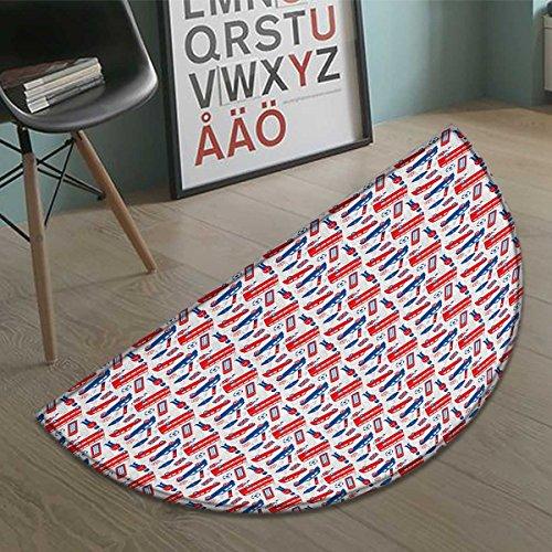 homefeel London bath mats for floors Classical Icons Retro S