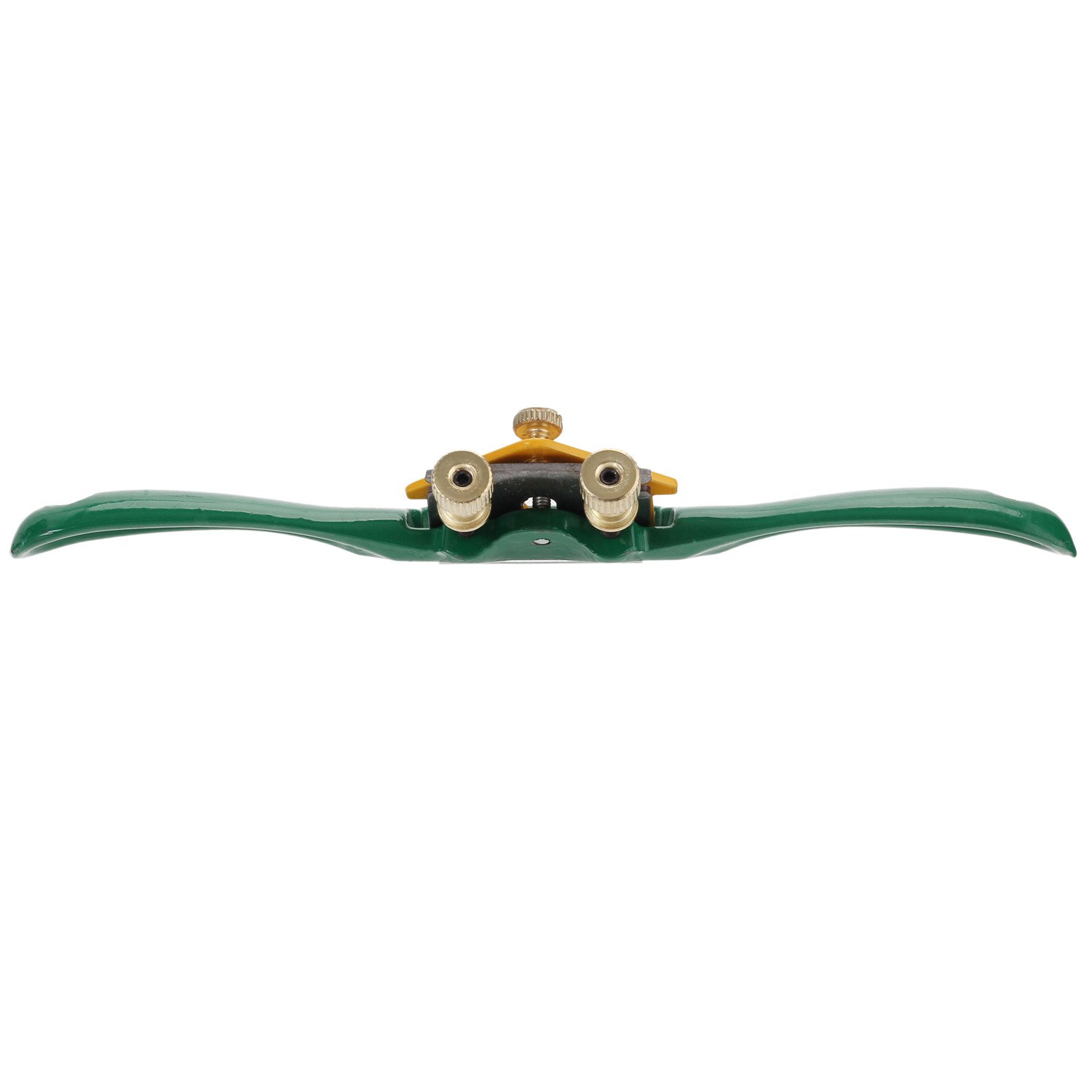Refaxi 210mm Spoke Shave Manual Plane Planer Woodworking Blade Hand Tools Green by ReFaXi (Image #3)