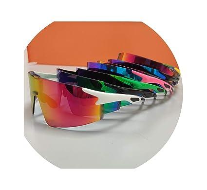 SSeven Gafas de sol fotocromáticas para ciclismo, deportes ...