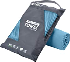 Rainleaf Microfiber Towel Perfect Sports & Travel &Beach Towel. Fast Drying - Super Absorbent - Ultra Compact. Suitable...
