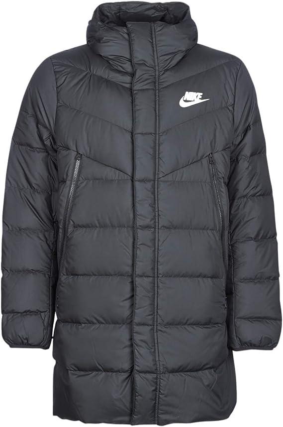 Nike Down Fill Warmth Parka HD Chaqueta, Hombre: Amazon