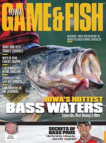 Best Price for Iowa Game & Fish Magazine Subscription