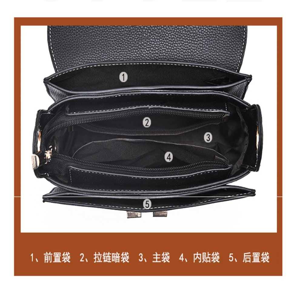 e60df4bf7a Fournitures scolaires Sacs à dos enfant MSZYZ Cadeaux de vacances femme  nouveau sac à bandoulière Sac ...